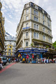 The Hotel Royal in Lourdes — Stock Photo