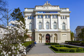 University of Warsaw, Old Library building — Stock Photo