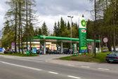 BP Gas Station in Zakopane — Stock Photo