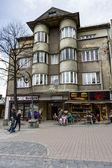 Dom Krzyzaka House in Zakopane — Stock Photo