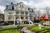 Guest House Jasny Palac in Zakopane — Stock Photo