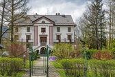 Guest house Renesans in Zakopane — Stock Photo