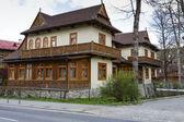 Villa Rialto in Zakopane — Stock Photo