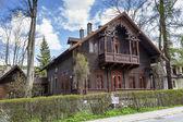 Wooden Villa Grabowka III in Zakopane — Stock Photo