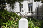 памятник массена в ницце, франция — Стоковое фото