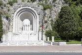 War Memorial in Nice — Stock fotografie