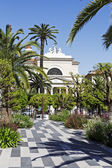 Saint Jean Baptiste, Le Voeu, church in Nice — Foto de Stock