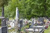 Nowy Cmentarz, New Cemetery in Zakopane  — Stock Photo