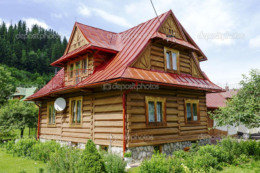 фото построеных домов и