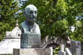 Memorial to Stanislaw Alojzy Rasinski in Zakopane  — Stock Photo
