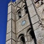 Cathedral city Avila, Spain — Stock Photo #11856174