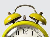 Reloj de cuerda roja — Foto de Stock