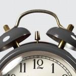 saati bir ip — Stok fotoğraf