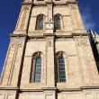 Foto Stock: Details of famous Catholic cathedral in Astorga, Spain