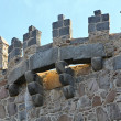 Old wall surrounding the city Avila, Spain — Stock Photo
