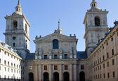 Escorial monastery (Monasterio del escorial) spain — Foto de Stock