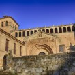 Collegiate Church of Santa Juliana in Santillana del Mar, Spain — Stock Photo