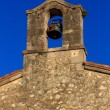 Old church Catholic shrine in SVicente de lbarquerSpain — Stock Photo #27223665