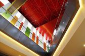 Het platform plafond in een gebouw — Stockfoto