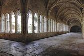 Kathedrale und kloster unserer lieben frau mariä himmelfahrt in santander — Stockfoto