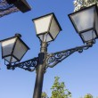 Stock Photo: Nice old style street lamp