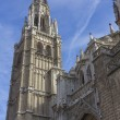 Cathedral of Toledo, Spain — Stock Photo