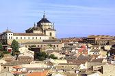 Vue générale de la célèbre ville de tolède, espagne — Photo