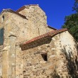 Стоковое фото: Old church of SMiguel de Lillo in Oviedo, Spain