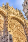 Cathedral of Salamanca, Spain — Stock Photo