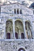 Church of Saint Saviour Cathedral in Oviedo, World Heritage by U — Stock Photo