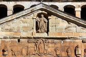 Collegiate Church of Santa Juliana in Santillana del Mar, Spain — Stock Photo