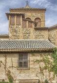 Old facades in Toledo, Spain — Zdjęcie stockowe