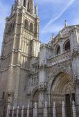 Catedral de toledo, España — Foto de Stock