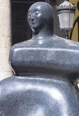 Marble sculpture dedicated to Women — Stockfoto