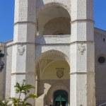 Monastery of San Benito el Real, Valladolid, Spain — Stock Photo #51004673