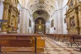 Sanctuary of de Santa Maria del Henar, Segovia, Spain — Foto de Stock