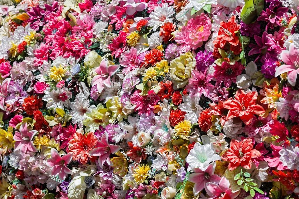 Fondo lleno de flores en primavera foto de stock for Cuarto lleno de rosas
