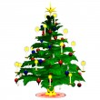 Christmastree 2 — Stock Photo #5187593