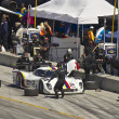 Stock Photo: Ford Can-Am on pit stop at Grand AM Rolex Races on MazdLagunSecRaceway