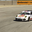 Stock Photo: Porsche GT2 on track at Grand AM Rolex Races on MazdLagunSecRaceway