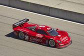 Corvette Can-Am at Grand AM Rolex Races on Mazda Laguna Seca Raceway — Stock Photo