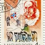 Postage stamp. — Stock Photo #19739615