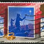 Postage stamp. — Stock Photo #25710471