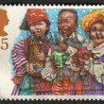 Postage stamp. — Stock Photo #26023819