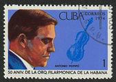 Postage stamp. — ストック写真