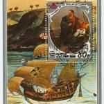 Postage stamp. — Stock Photo #30561167