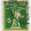Postage stamp. — Stock Photo #31041613