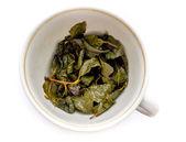 Used tea. — Stock Photo