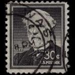 Postage stamp. — Stock Photo #5905996