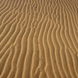 Desert dunes in Maspalomas Gran Canaria — Stock Photo